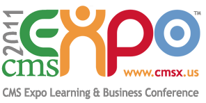 Logo for 20100 CMS Expo
