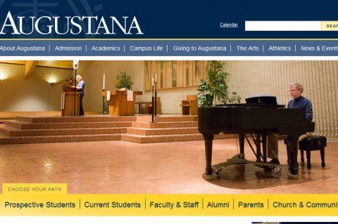 Augustana University Drupal site