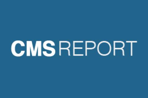 CMS Report Logo